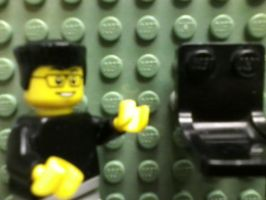 LEGO Personas: Chair the Sequel by WorldwideImage
