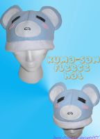 Kuma-San Fleece Hat by Demi-Plum