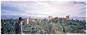 Alhambra by leire-and-Co