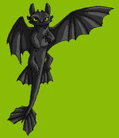 iScribble-Toothless by CavySpirit