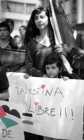 Freedom for Palestine by Thelema001