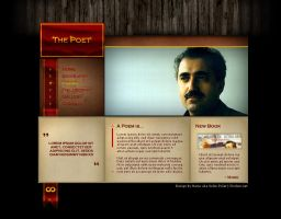 """The Poet"" Classic Layout by GreatNemo"