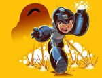 MegaMan by SupaCrikeyDave
