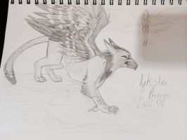 Ankistro Pteryga .:GK:. by Wolfchick36