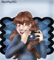 Smile For Renesmee by MandiPope
