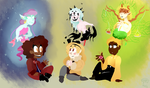 God Meetup by SeriousSillyness