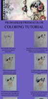 Prismacolor Coloring Tutorial by Graphitekind