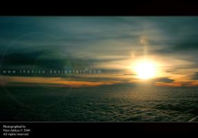 Somewhere, Beyond The Sky by thenico