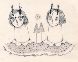 deery twins by wolfship
