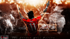 Gareth Bale Wallpaper by JoKeRWord