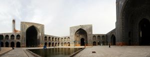 Imam Mosque Panorama by LordXar