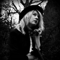 dial tone. by cainess