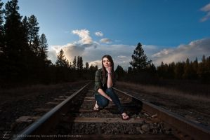 On the Tracks by inessentialstuff