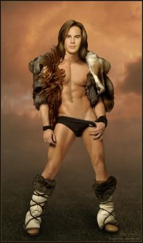 The Barbarian by KimiSchaller
