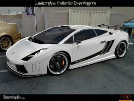 lamborghini Gallardo by spoutnik3