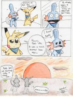 PMD Epiphany Comic by CapoChord