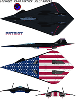 FA-70 Panther 2 patriot by bagera3005