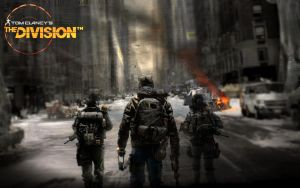Tom Clancy's: THE DIVISION fan art by mantinieks007