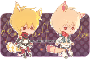 Raffle Chibi Adopts [CLOSED] Winner Announced by HyRei