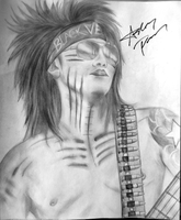Ashley Purdy - SIGNED by JokerIsMYFreak