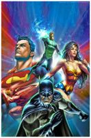 DC Icons by Valzonline