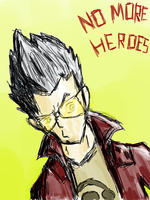 No More Heroes by PugofDoom