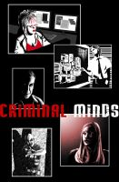Criminal Minds Noir by guad