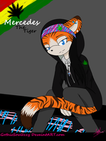 Mercedes_The_Tiger by GothicSoulIzzy