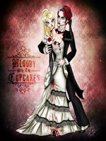 Bloody Bite the Cupcakes by Alyvia-Write