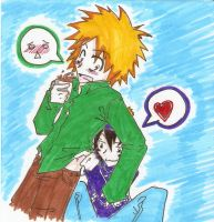 SP: Craig x Tweek by Annisti