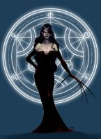 Lust and her Circle by cyanineblu