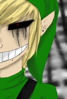 BEN DROWNED piercings by SimpleChildsPlay
