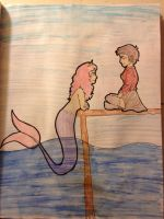 gay mermaids by supporting-character