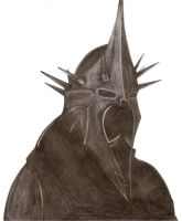 Witch King by DaftAlive