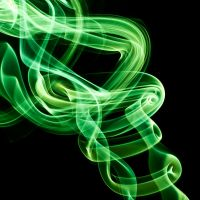Green Smoke by Merlinstouch