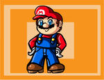 The Heroic Plumber by Shoobydooby