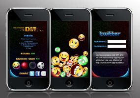 balls hut for iPhone by monterxz