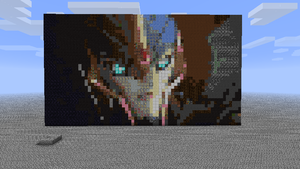 Transformers Prime Arcee is in the minecraft? by LPIridescent