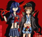 Kill La Kill by pohcbSonic