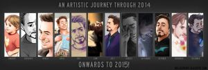 2014 with RDJ by Hallpen