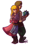 LoZ: A Gift for You by ky-nim