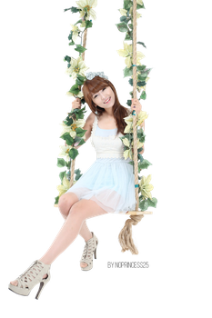PNG #63 | LEE EUN HYE by NoPrincess25