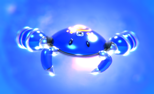 CRAB (Cybernetic and Robotic Assistant Borg) by RandomRails