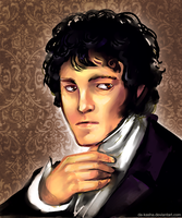 Mr Darcy by nnaj