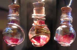 Magic Vial - Wedding by Izile