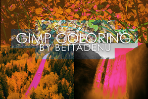 GIMP Coloring #13 by bettadenu