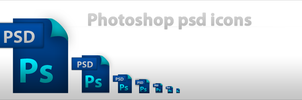 photoshop psd icons by gorganzola1