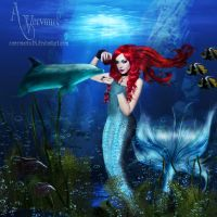 Mermaid 8 by annemaria48