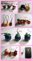 Limited Edition Charms 2 by MeckelFoxStudio
