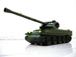 French WWII Tank Lorraine 40t 6 by SOS101